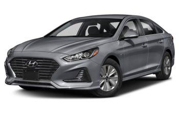 2018 Hyundai Sonata Hybrid - Metropolis Grey