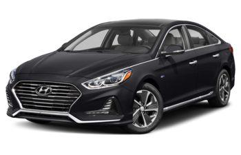 2019 Hyundai Sonata Hybrid - Midnight Black