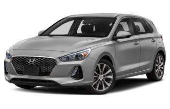 2018 Hyundai Elantra GT - Platinum Silver Metallic
