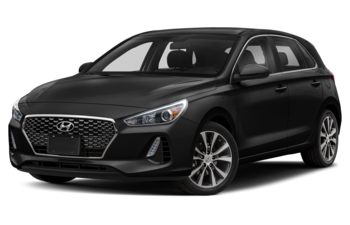 2018 Hyundai Elantra GT - Space Black Pearl