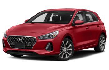 2020 Hyundai Elantra GT - Fiery Red