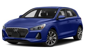 2019 Hyundai Elantra GT - Stargazing Blue