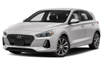 2019 Hyundai Elantra GT - Polar White