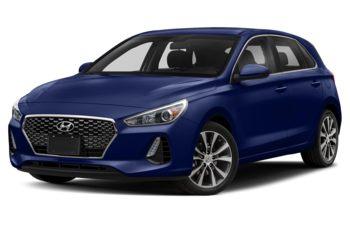 2020 Hyundai Elantra GT - Intense Blue