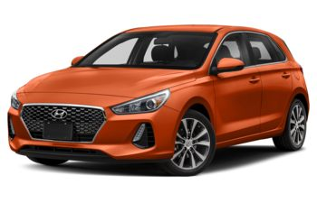 2020 Hyundai Elantra GT - Lava Orange