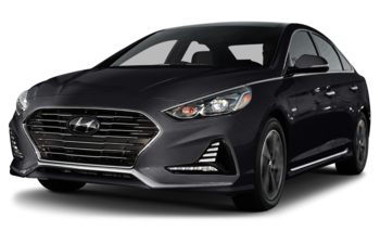 2018 Hyundai Sonata Plug-In Hybrid - Midnight Black
