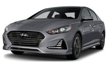 2018 Hyundai Sonata Plug-In Hybrid - Metropolis Grey