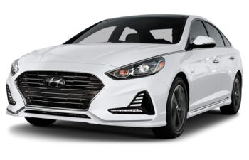 2019 Hyundai Sonata Plug-In Hybrid - Hyper White