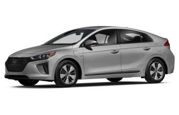 2019 Hyundai Ioniq Plug-In Hybrid - Platinum Silver Metallic