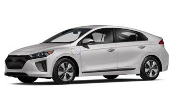 2019 Hyundai Ioniq Plug-In Hybrid - Polar White