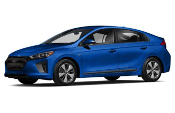 2019 Hyundai Ioniq Plug-In Hybrid - Intense Blue Pearl