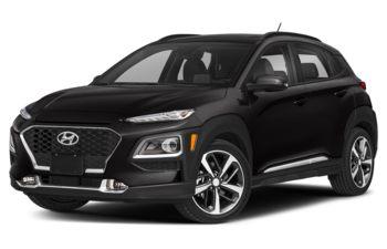 2018 Hyundai Kona - Phantom Black