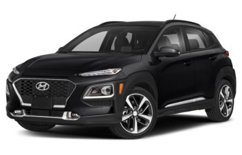 2020 Hyundai Kona - Phantom Black