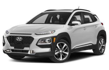 2018 Hyundai Kona - Chalk White