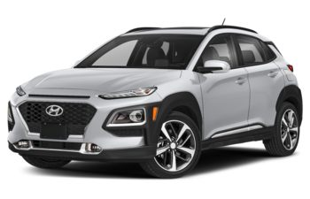 2019 Hyundai Kona - Chalk White Metallic