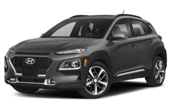 2019 Hyundai Kona - Lake Silver Mica