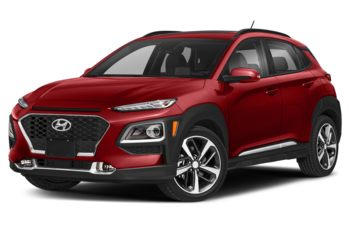 2019 Hyundai Kona - Pulse Red Mica