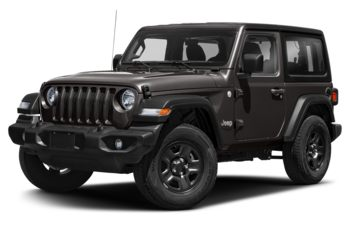 2021 Jeep Wrangler - Granite Crystal Metallic
