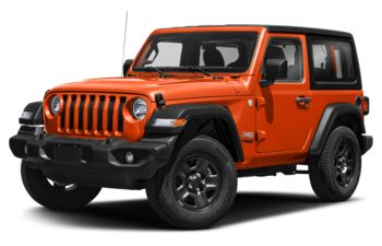 2019 Jeep Wrangler - Punk n Metallic