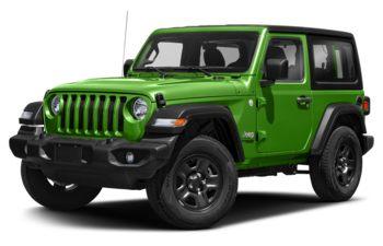 2020 Jeep Wrangler - Mojito