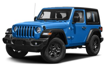 2021 Jeep Wrangler - Chief