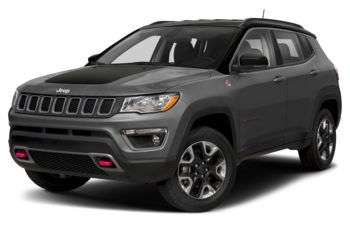 2020 Jeep Compass - Sting-Grey