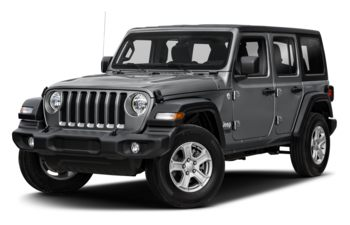 2019 Jeep Wrangler Unlimited - N/A