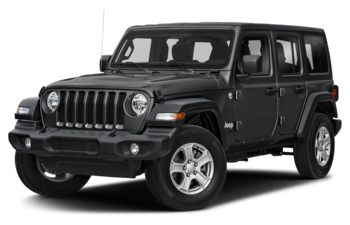 2018 Jeep Wrangler Unlimited - Sting-Grey