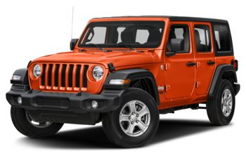 2019 Jeep Wrangler Unlimited - Punk n Metallic