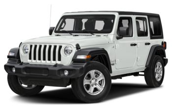 2020 Jeep Wrangler Unlimited - Bright White