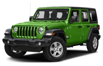 2018 Jeep Wrangler Unlimited - Mojito
