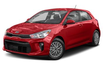 2018 Kia Rio5 - Radiant Red Metallic