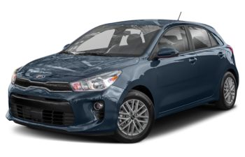 2018 Kia Rio5 - Ice Blue Metallic