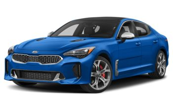 2018 Kia Stinger - Atomic Blue Metallic