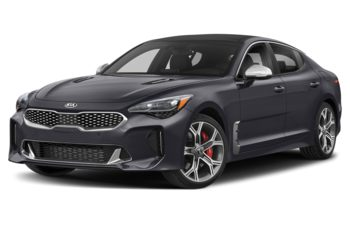 2019 Kia Stinger - Thunder Grey Metallic