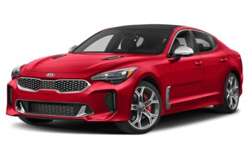2018 Kia Stinger - California Red Metallic