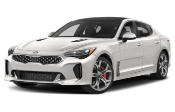 2019 Kia Stinger - Snow White Pearl