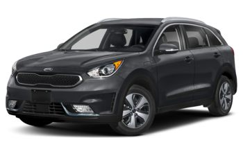 2019 Kia Niro Plug-In Hybrid - Graphite Metallic
