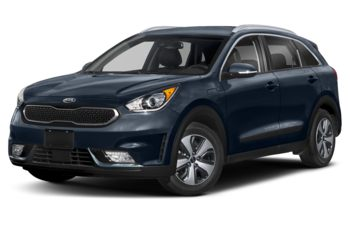 2019 Kia Niro Plug-In Hybrid - Gravity Blue Metallic