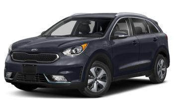 2019 Kia Niro Plug-In Hybrid - Ocean Blue Metallic