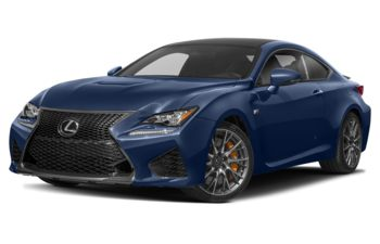 2019 Lexus RC F - Ultrasonic Blue Mica 2.0
