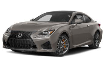 2019 Lexus RC F - Atomic Silver