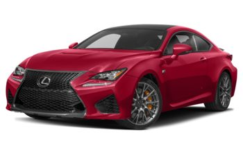 2019 Lexus RC F - Infrared