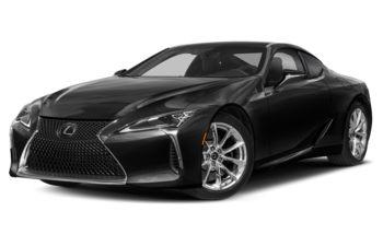 2020 Lexus LC 500 - Caviar