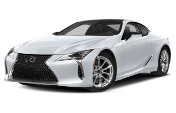 2018 Lexus LC 500 - Smoky Granite Mica