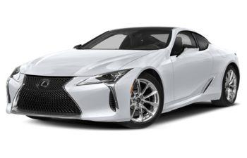 2020 Lexus LC 500 - Ultra White