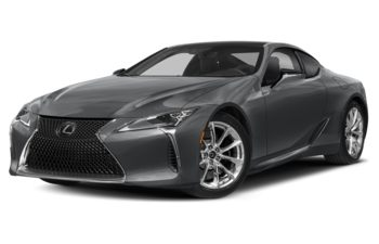 2019 Lexus LC 500 - Smoky Granite Mica