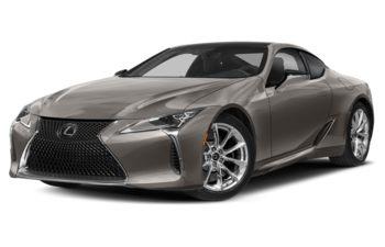 2020 Lexus LC 500 - Atomic Silver