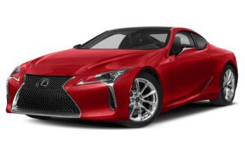 2020 Lexus LC 500 - Infrared