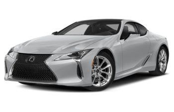 2021 Lexus LC 500 - Liquid Platinum